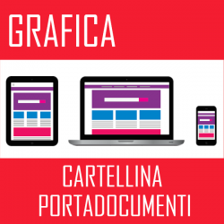 Cartellina portadocumenti