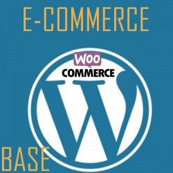 Ecommerce Base Wordpress...