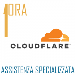 1 Ora Assistenza Cloudflare