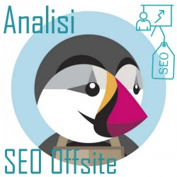 Analisi SEO OFFSITE Prestashop